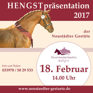 Hengstparade 2015